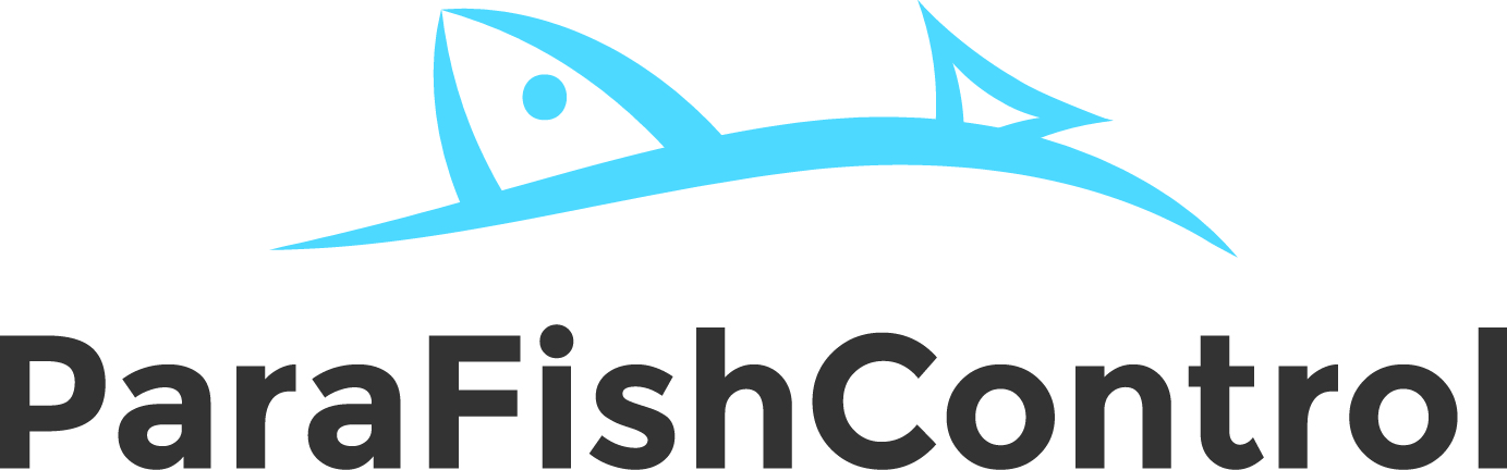 ParaFishControl Logo Colour