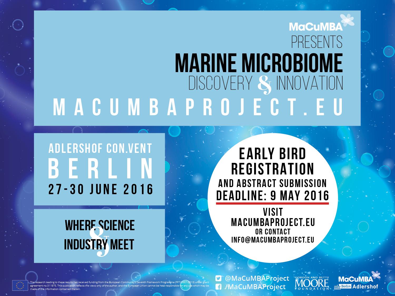 MACUMBA Final Symposium Presentation