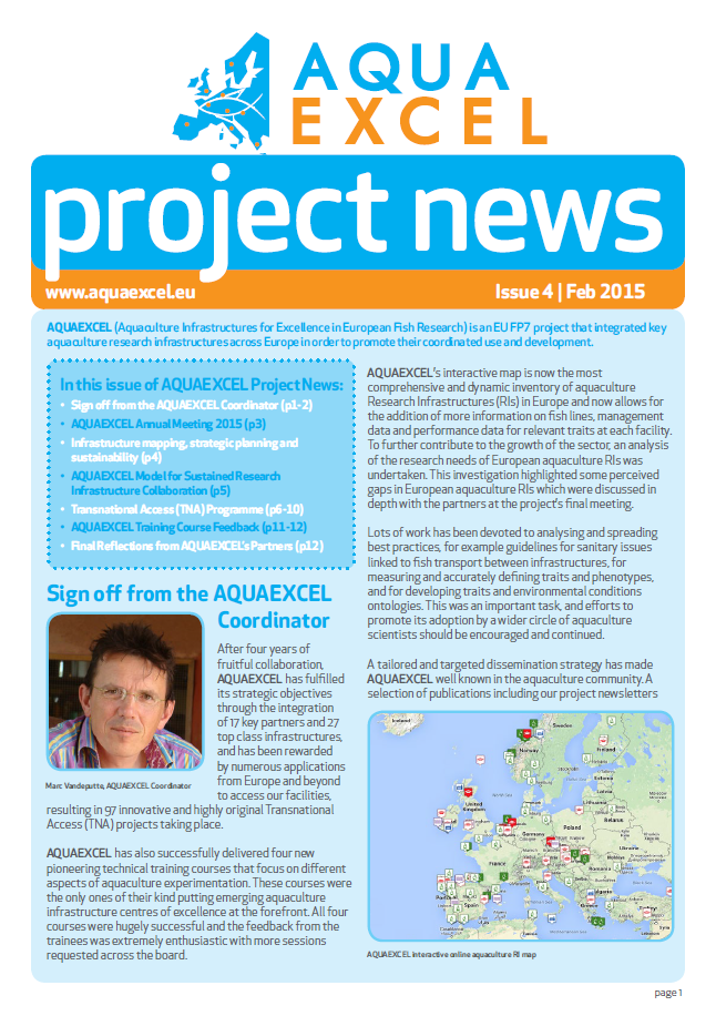 Aqua Excel Final Newsletter