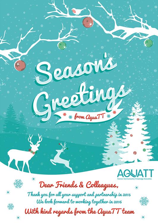 AquaTT Christmas Card 2015