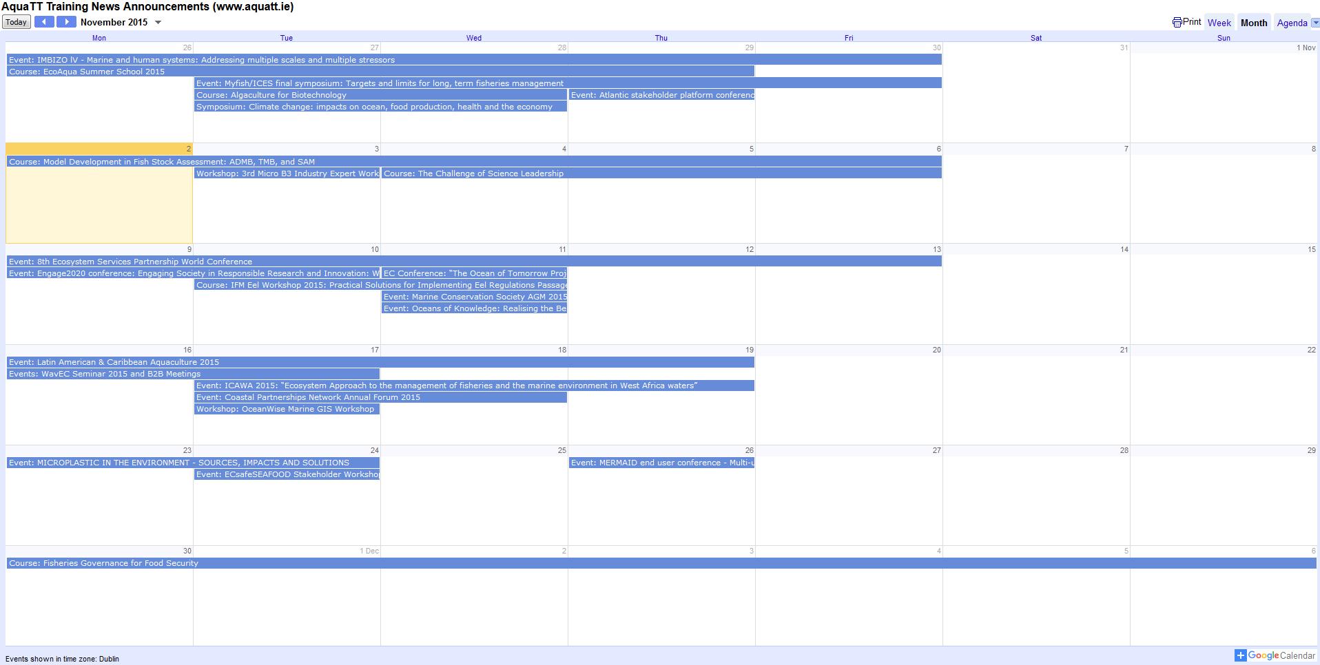 Nov2015 Calendar