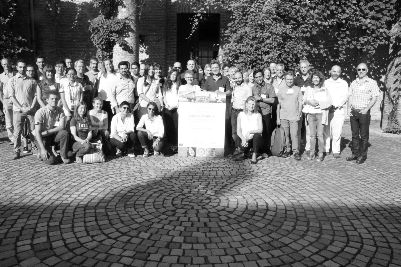 ParaFishControl consortium members