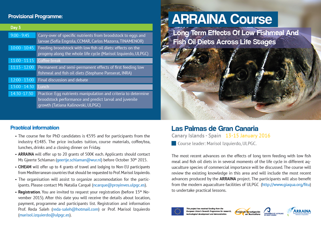 Arraina Course