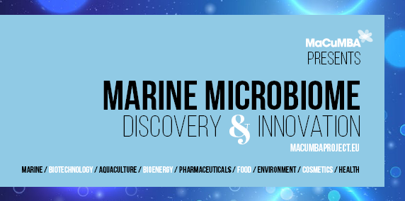 MaCuMBA Project Final Event: Marine Microbiome - Discovery & Innovation