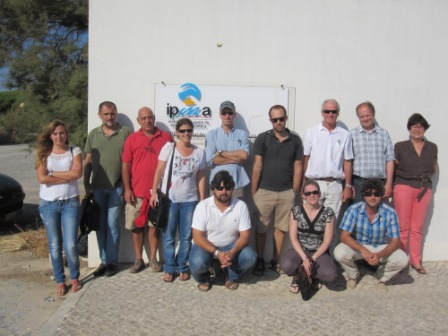SEAFARE July Project Meeting IPMA Group Photograph
