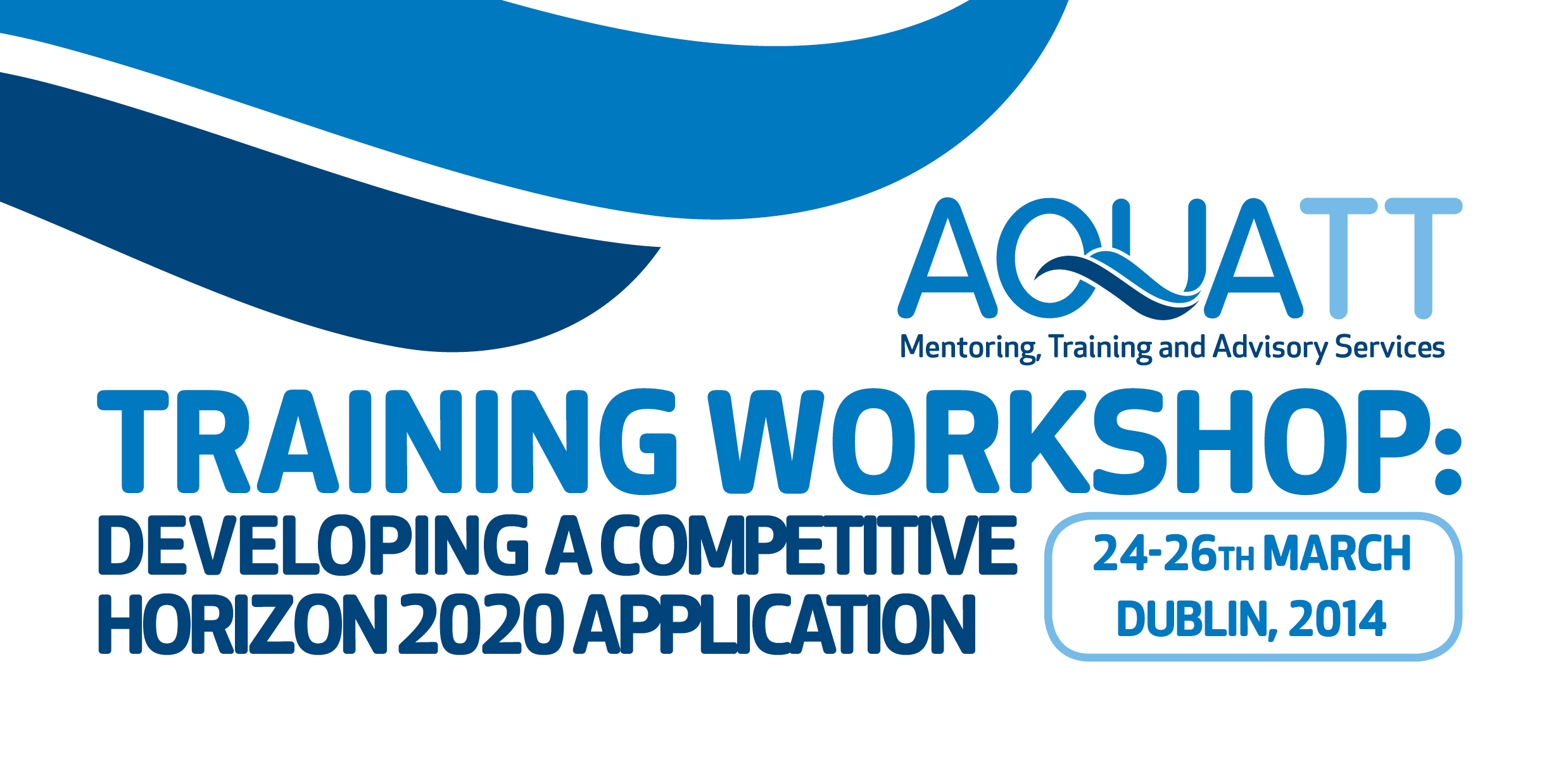 H2020 Training March