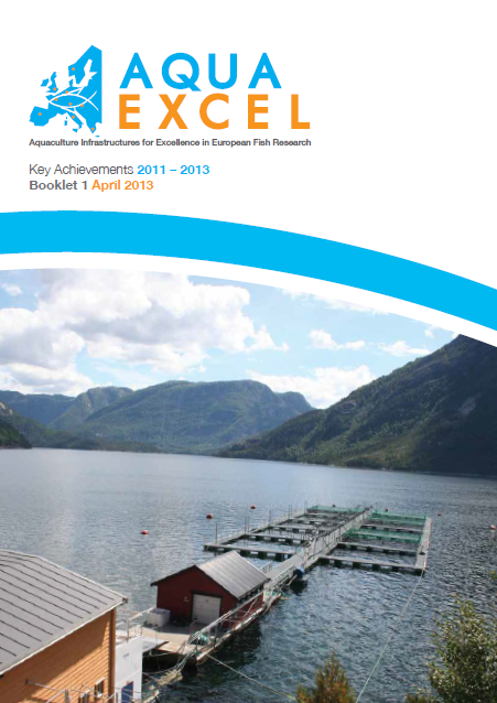AQUAEXCEL Key Achievements 20112013