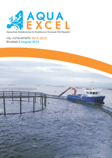 AQUAEXCEL Key achievements booklet 2014
